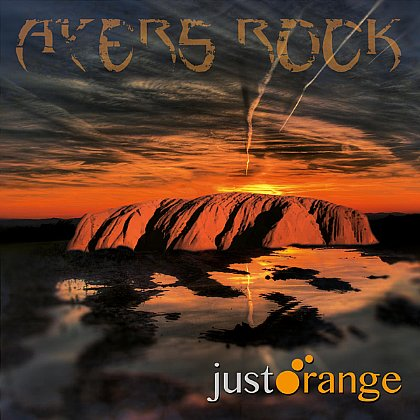 neues Coverdesign Ayers Rock